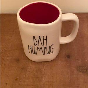 Rae Dunn Bah Humbug Christmas mug!